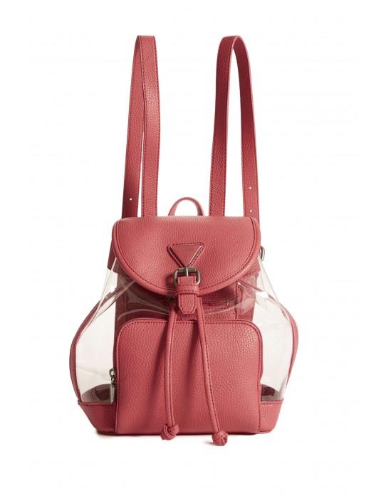 GUESS batoh Originals Lucite Backpack...