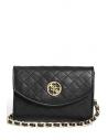 GUESS kabelka Alexa Chain Belt Bag čierna