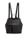 GUESS batoh Ilenia Pocket Backpack čierny