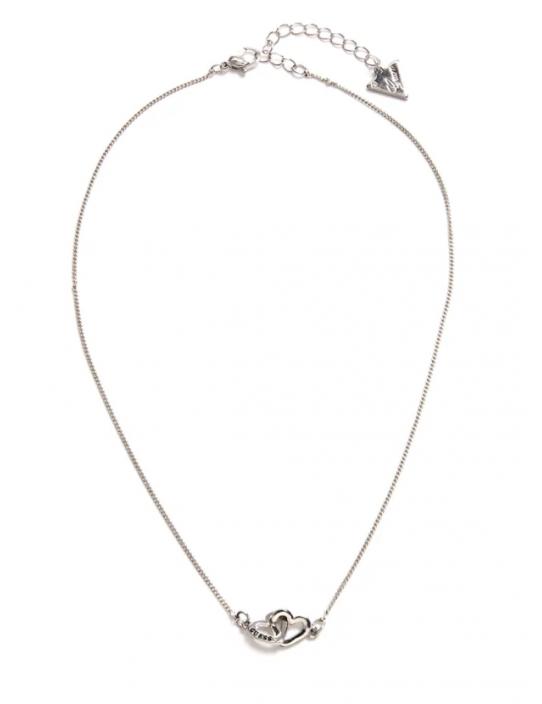 GUESS náhrdelník Silver-Tone...