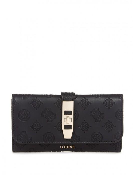 GUESS peňaženka Peony Classic Clutch...