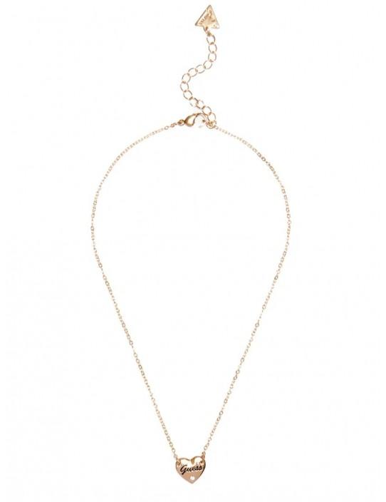 GUESS náhrdelník Gold-Tone Dainty...