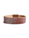 Outlet - GUESS náramok Blue Ombre Magnetic Cuff Bracelet