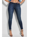 GUESS rifle Soft Luxe Sexy Curve Skinny Jeans dark