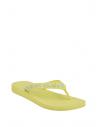 GUESS žabky Tajah Rhinestone Flip Flops žlté