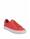 GUESS tenisky Gaia Logo Sneakers dark pink