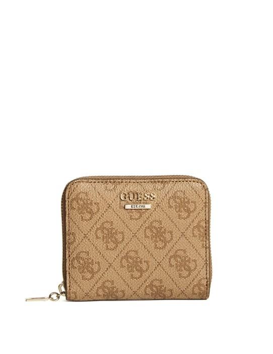 GUESS peňaženka Hensley Logo Small...