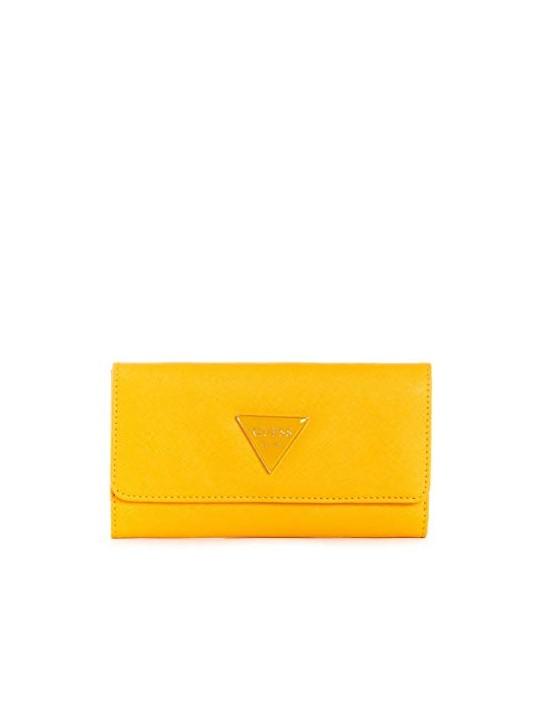 Outlet - GUESS peňaženka Abree Slim...