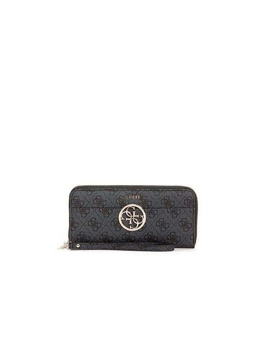 GUESS peňaženka Kamryn Logo...
