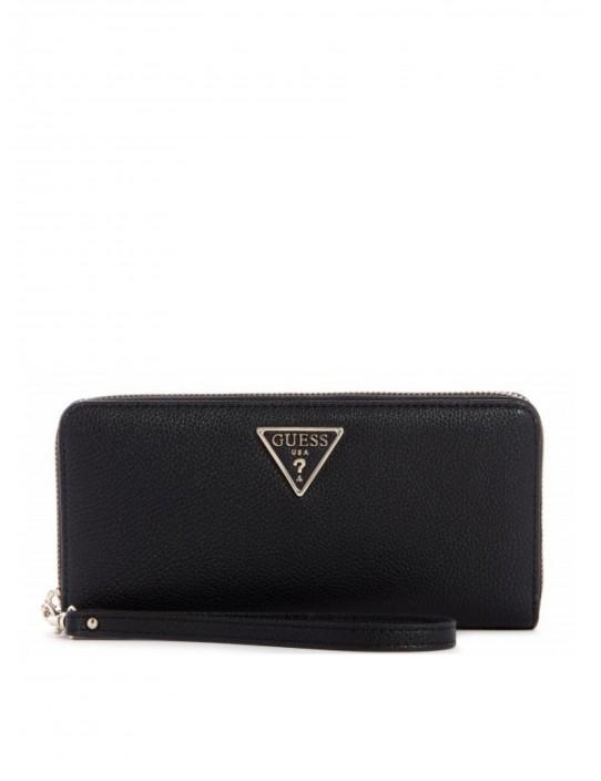 GUESS peňaženka Sandrine čierna