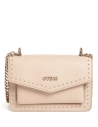 GUESS kabelka Mila Studded Crossbody taupe