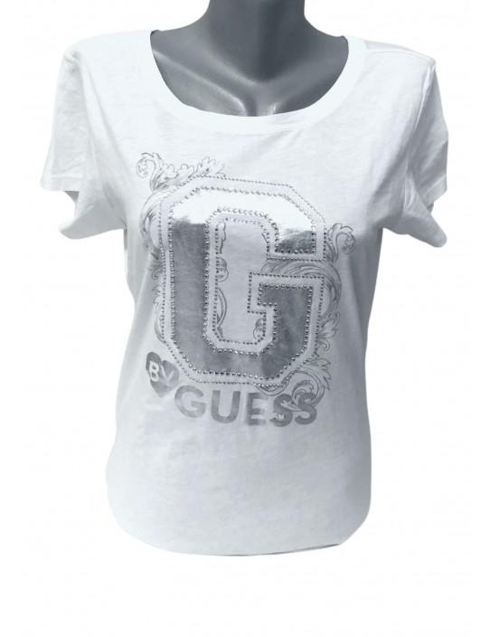 Outlet - G by GUESS tričko biele