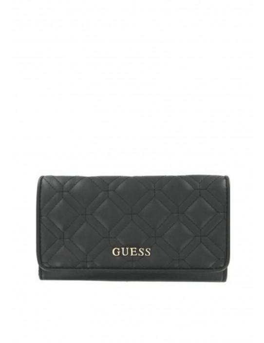 Outlet - GUESS peňaženka Sophia čierna