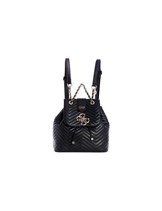 GUESS batoh Violet Backpack čierny