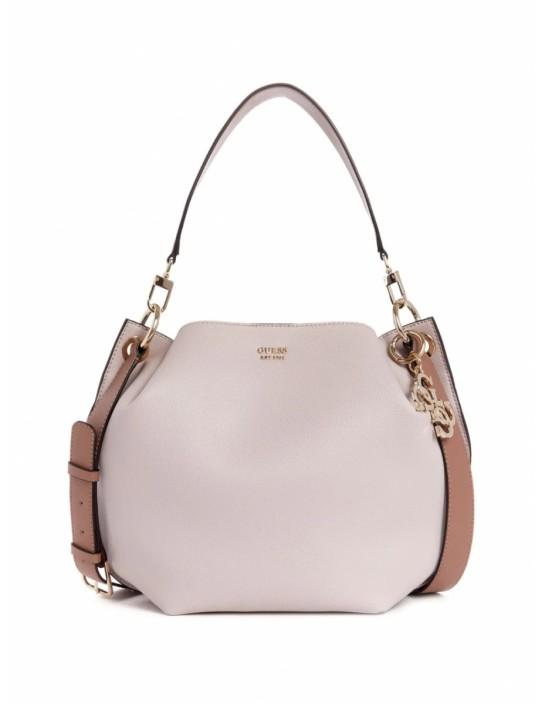 GUESS kabelka Digital Hobo Bag