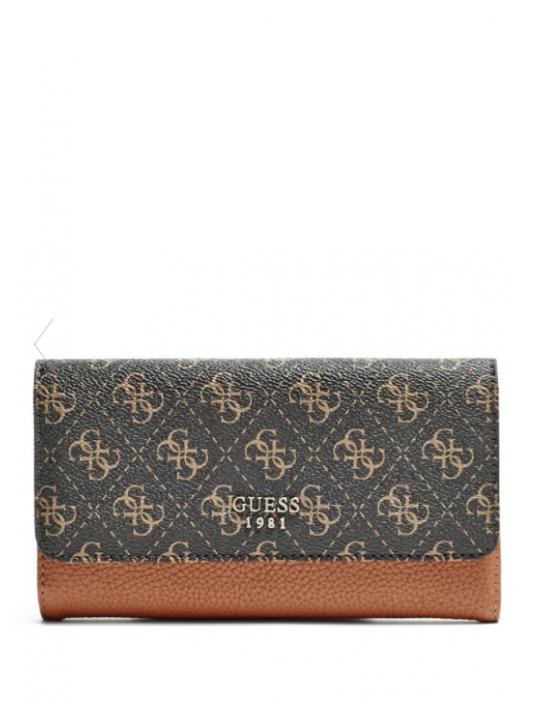 GUESS peňaženka Cate Quattro G Slim...