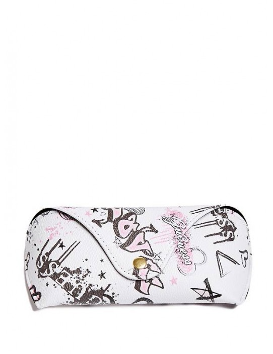 GUESS puzdro Logo Eyewear Soft Case...